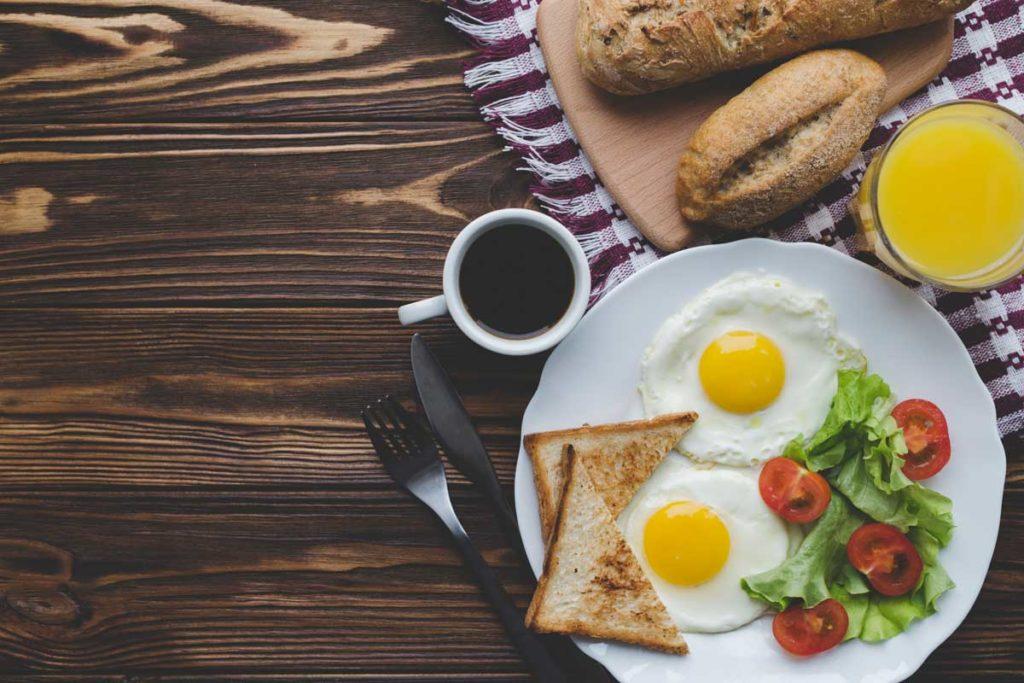 Najlepsze na kaca- śniadanie