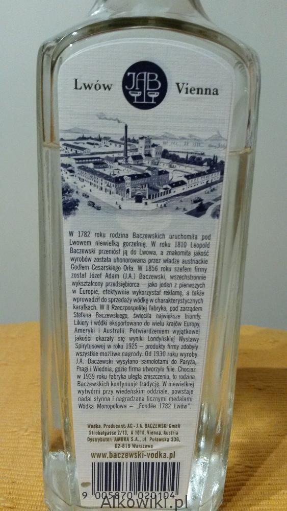 Baczewski Monopolowa