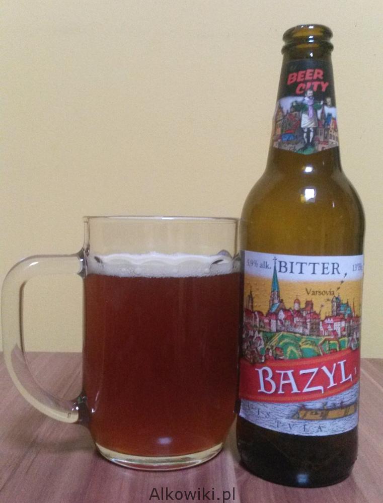 BeerCity piwo Bazyl
