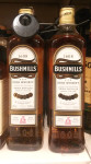 Bushmills irish whiskey