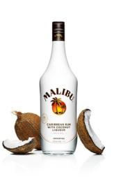 Caribbean Rum with Coconut