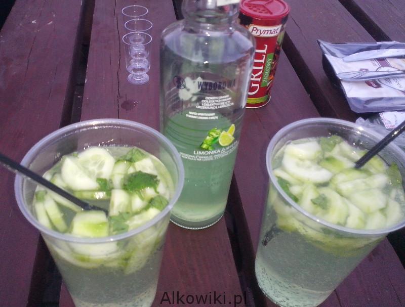 Drink z ogorkami