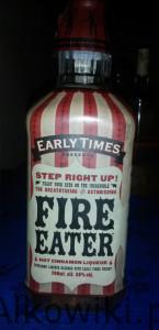 Fire Eater likier z whisky