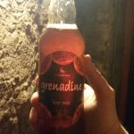 Grenadine Beer Mix
