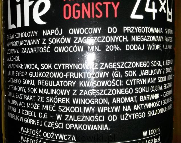 Life24 Malinowy