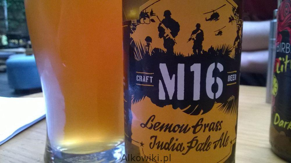 M16 Lemon Grass