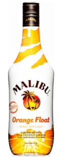 Malibu Orange Float