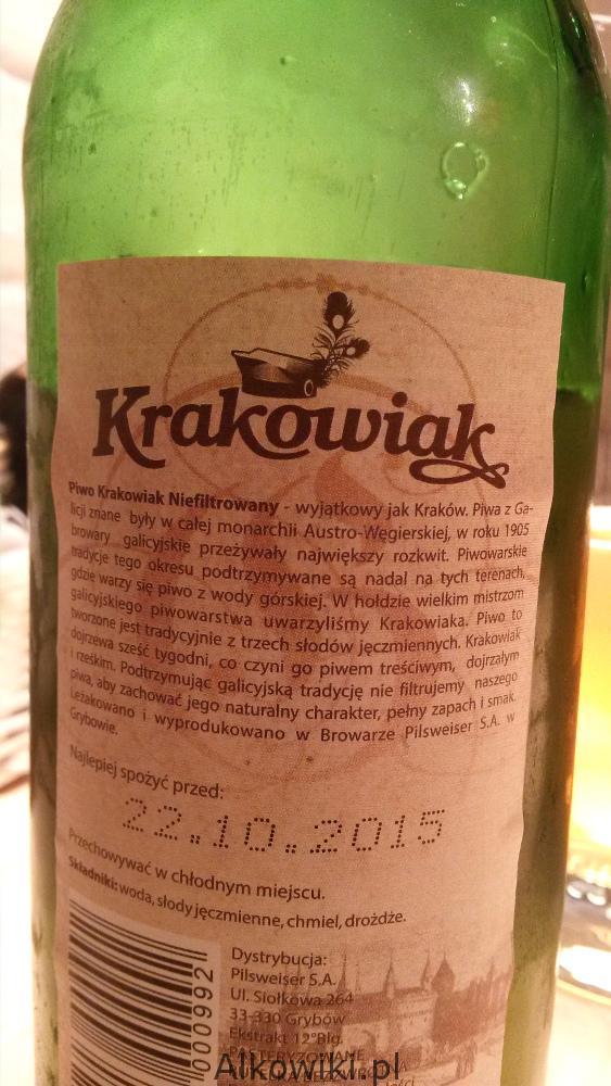 Piwo Krakowiak