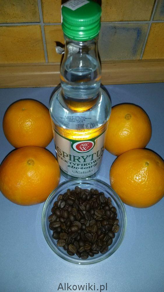 Pomaranczowka przygotowanie