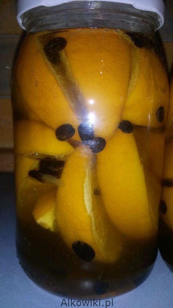 nalewka pomaranczowa