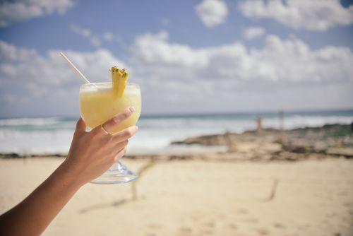 Portugalia relaks na plazy
