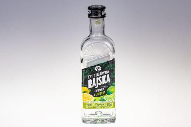 Cytrynówka RAJSKA-cytryna-z-limonką