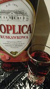 Soplica o smaku Truskawki