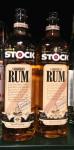Stock Caribbean Rum