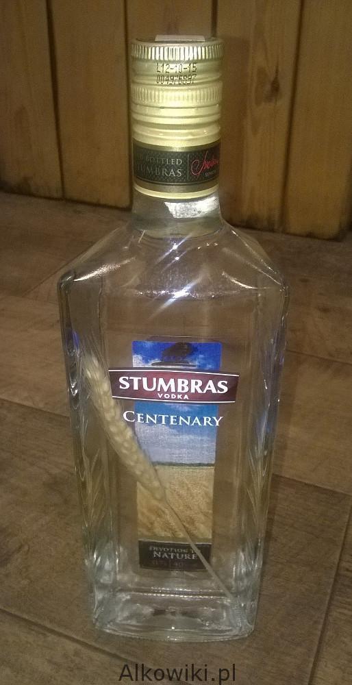 Stumbras wodka