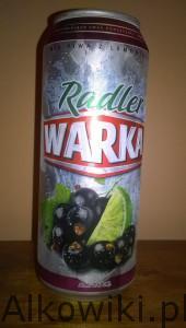 Warka Radler Czarna Porzeczka z Limonką