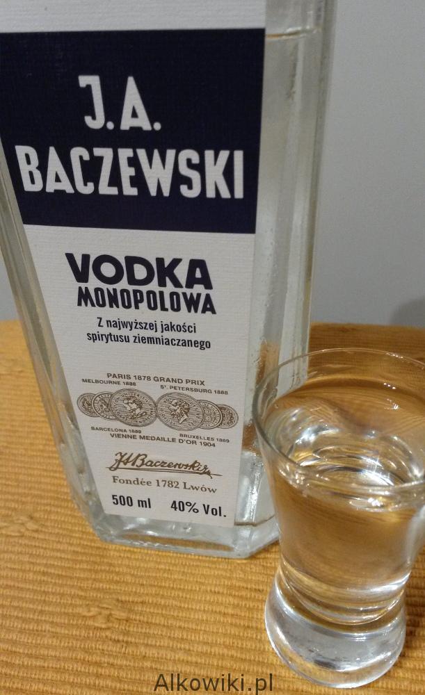 Wodka Baczewski