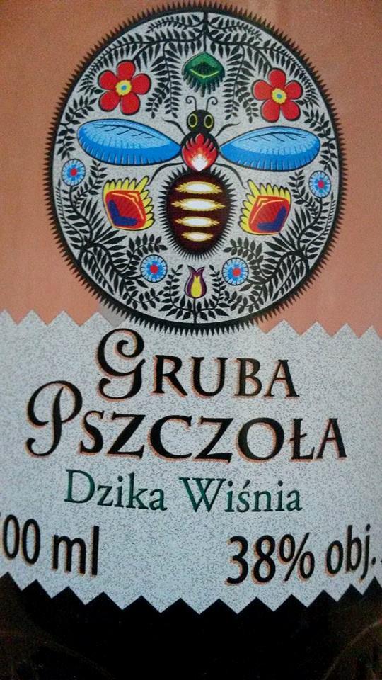 Wodka Smakowa Dzika Wisnia