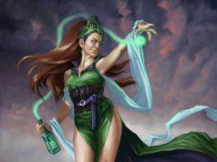 absynt, absinth, zielona wróżka