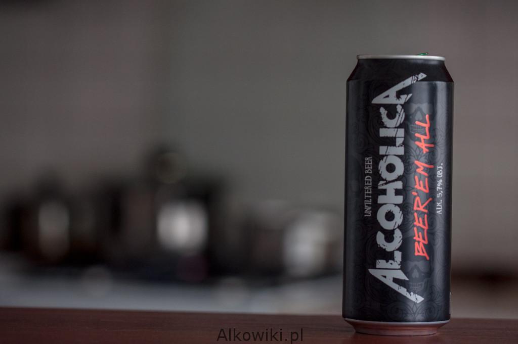 alcoholica piwo