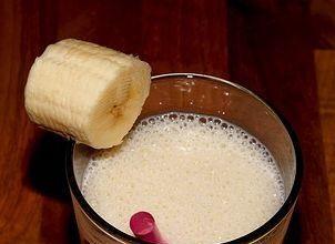 Drink z bananem - Beach Blonde