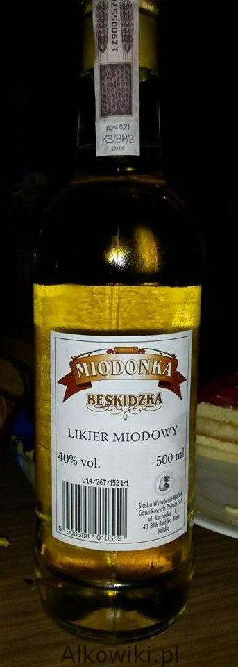 Miodonka Beskidzka