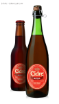 cidre royal with cherry