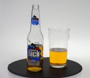 Captain Jack piwo z rumem