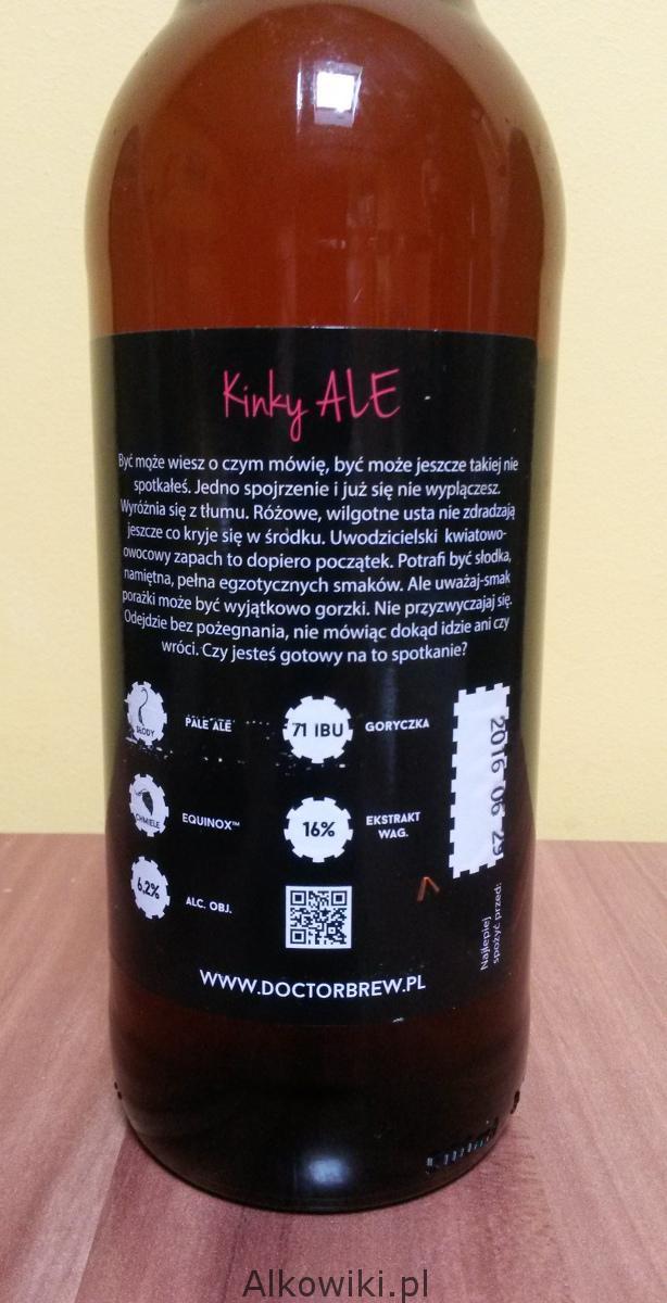 dr brew kinky ALE