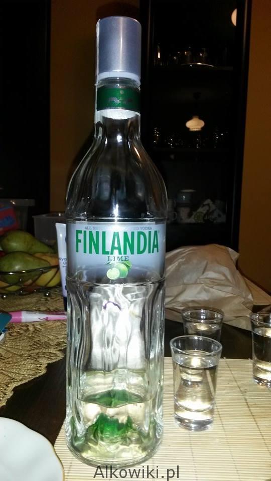 finlandia limonkowa
