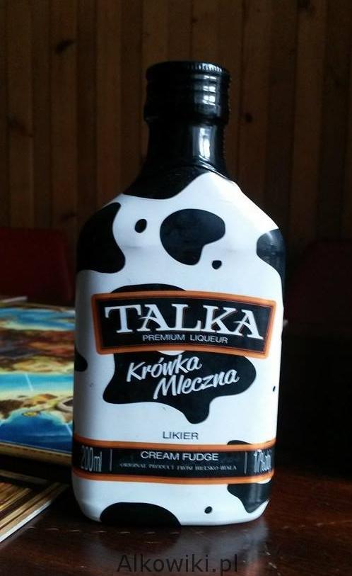 krówka mleczna likier