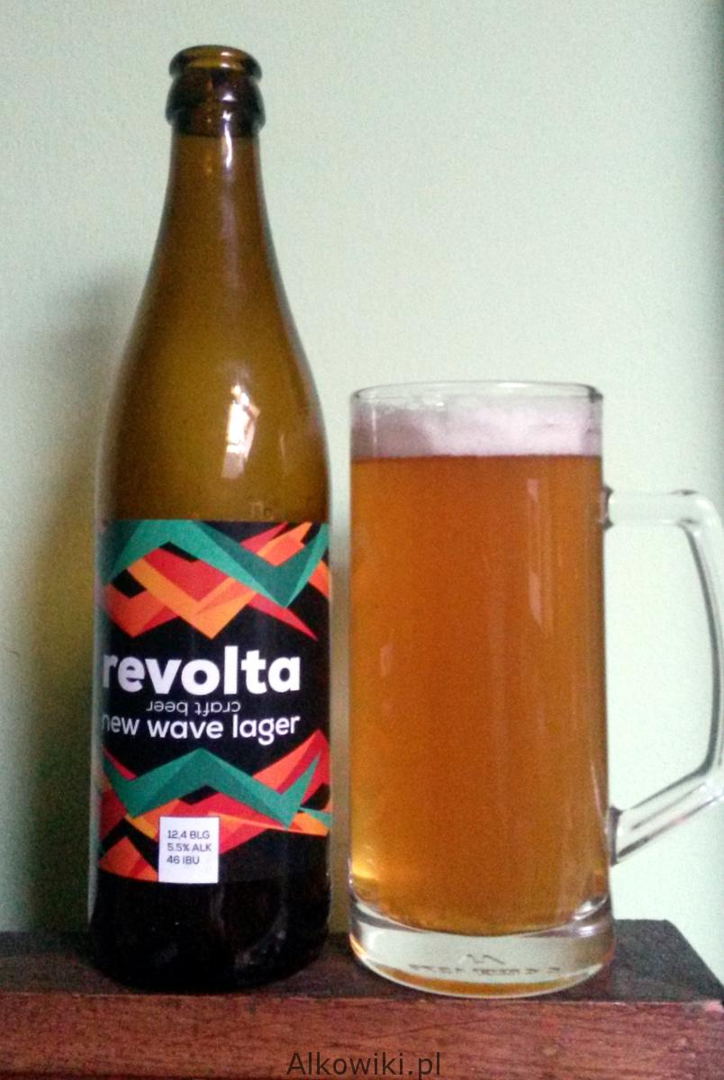 new wave lager revolta