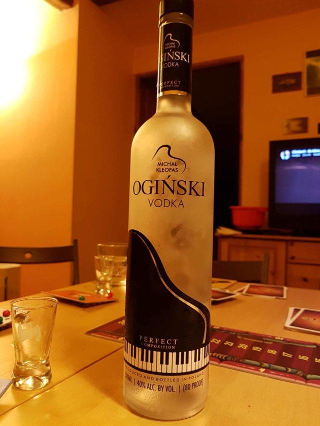 oginski wodka
