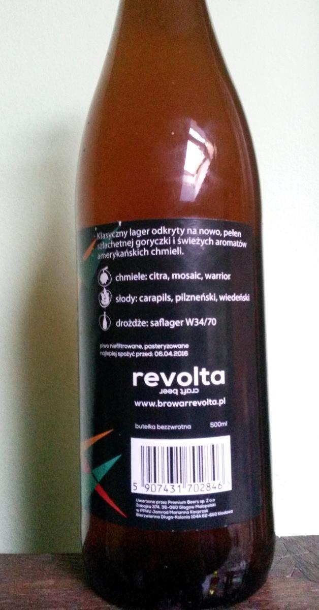 Revolta New Lager