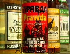 rosyjskie wódki