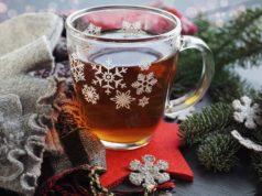 rozgrzewajaca herbatka z rumem