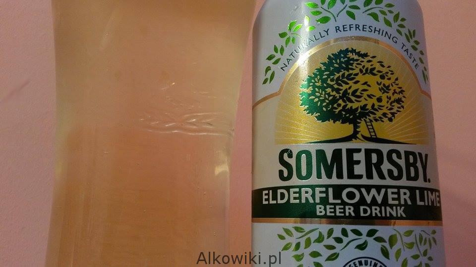 somersby bez z limonka