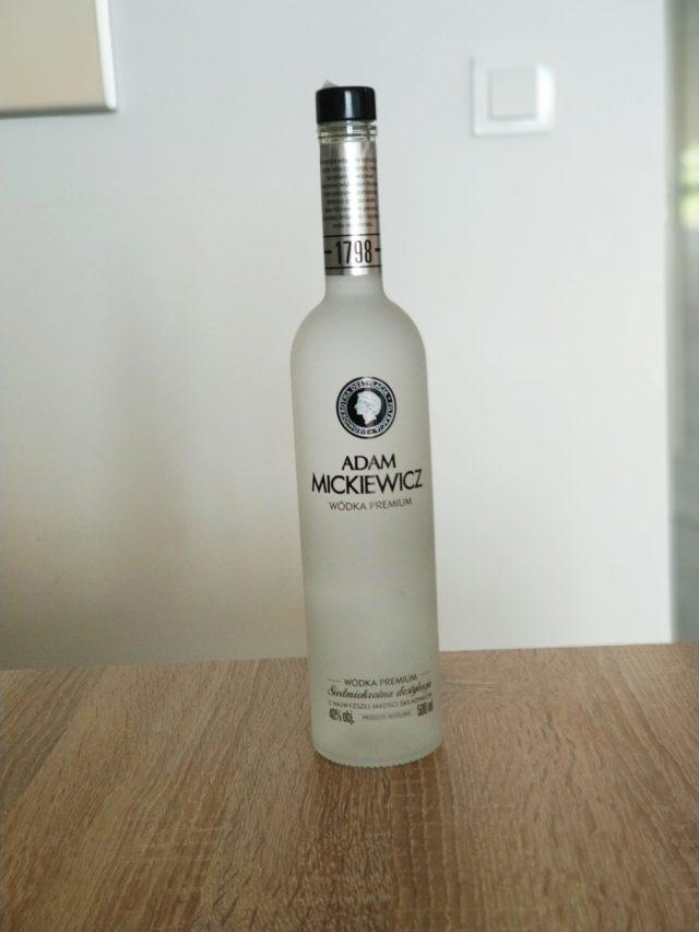 wódka mickiewicz