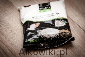 wiórki-kokosowe
