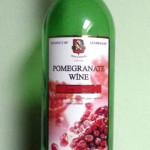 wino z granatu